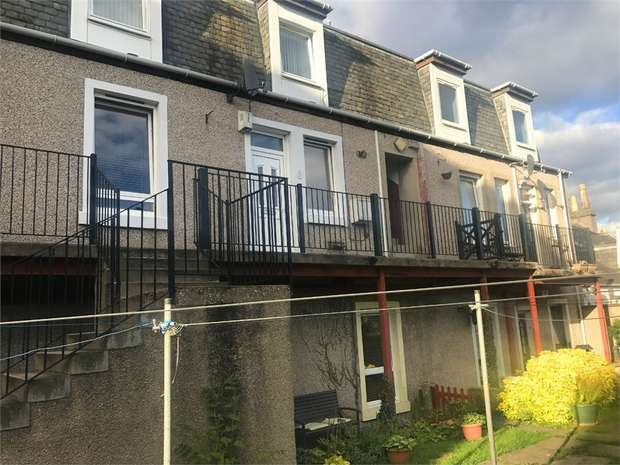 1 Bedroom Flat for sale in Milton Street, Dundee