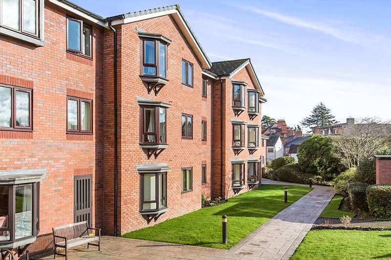 1 Bedroom Flat for sale in St. Johns Park, Whitchurch, SY13
