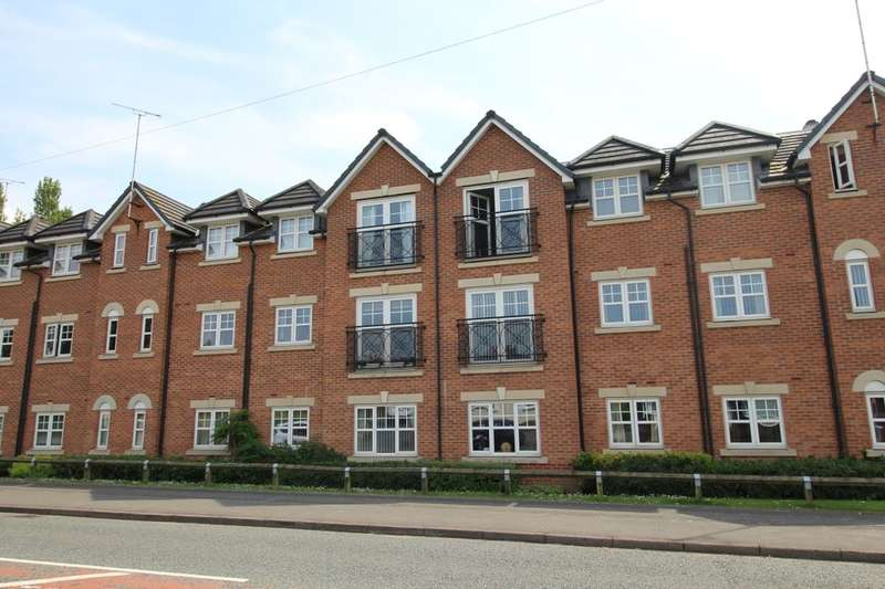 2 Bedrooms Flat for sale in College Fields Cronton Lane, Widnes, WA8