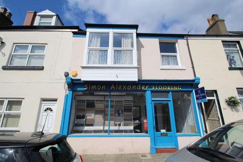 2 Bedrooms Terraced House for sale in Prospect Road, Scarborough, YO12