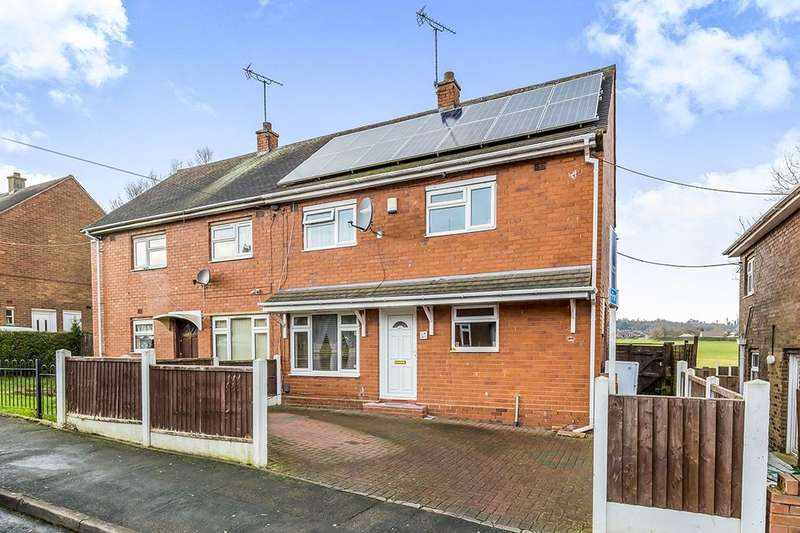 3 Bedrooms Semi Detached House for sale in Duddell Road, Smallthorne, Stoke-On-Trent, ST6