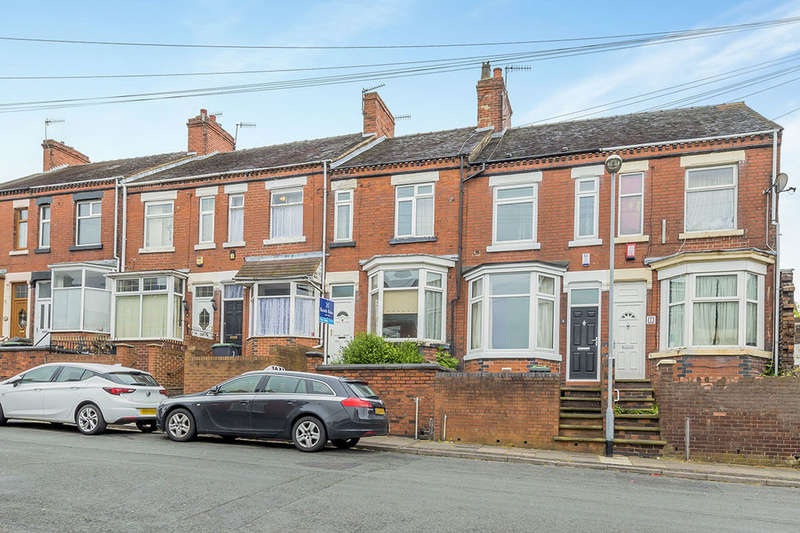 2 Bedrooms Terraced House for sale in Broomhill Street, Stoke-On-Trent, ST6