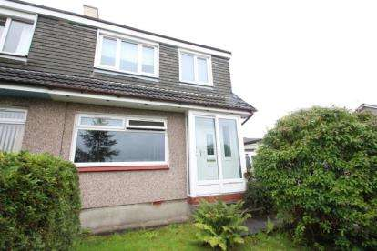 3 Bedrooms Semi Detached House for sale in Springfield Road, Bishopbriggs, Glasgow, East Dunbartonshire