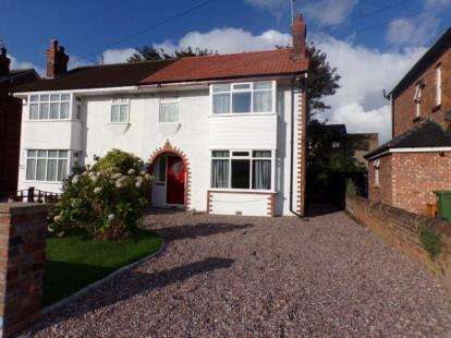 3 Bedrooms Semi Detached House for sale in Sefton Road, Formby, Liverpool, Merseyside, L37