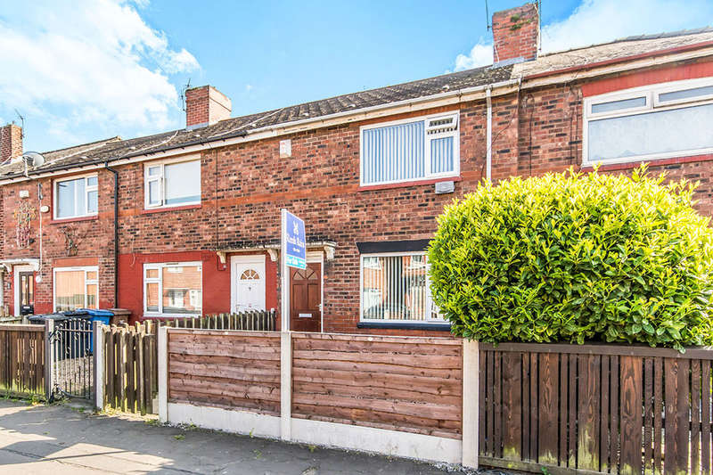 2 Bedrooms Terraced House for sale in Gerald Road, SALFORD, M6