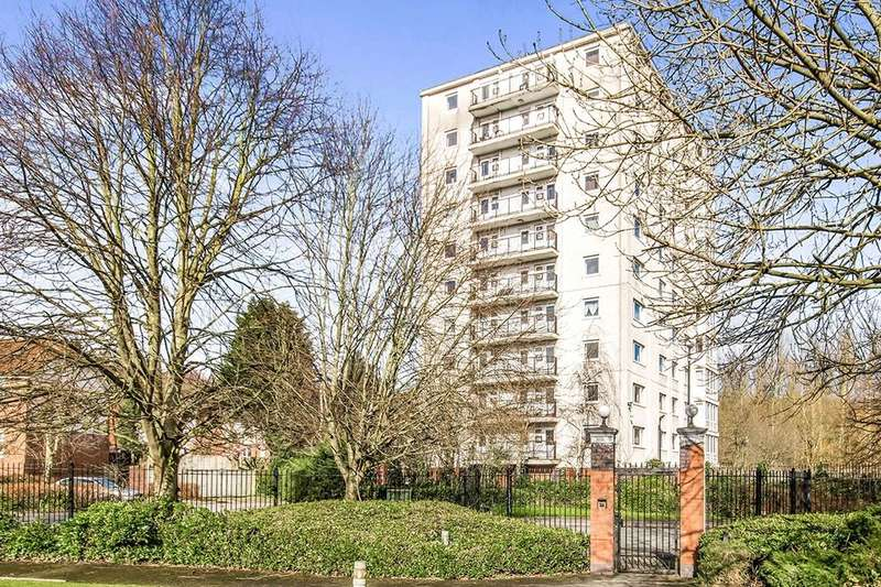 2 Bedrooms Flat for sale in Kersal Way, Salford, M7