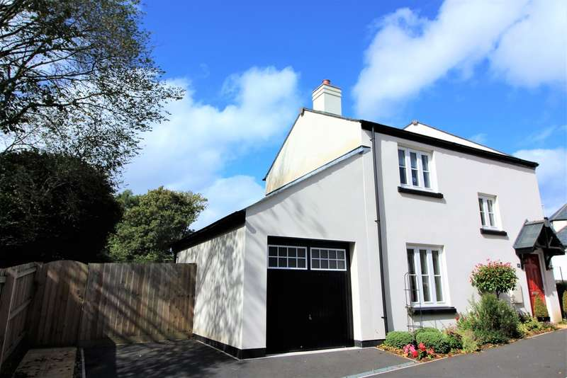 3 Bedrooms End Of Terrace House for sale in Tappers Lane , Yealmpton