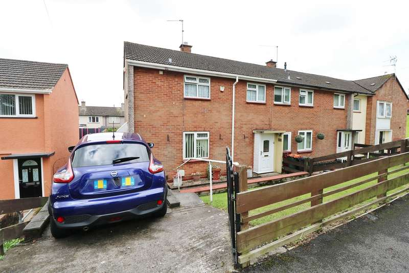 3 Bedrooms Semi Detached House for sale in Llanwern Road, Newport, NP19