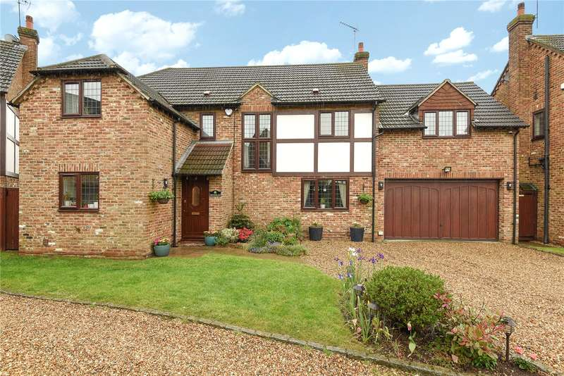 4 Bedrooms Detached House for sale in Old Mill Road, Denham, Buckinghamshire, UB9