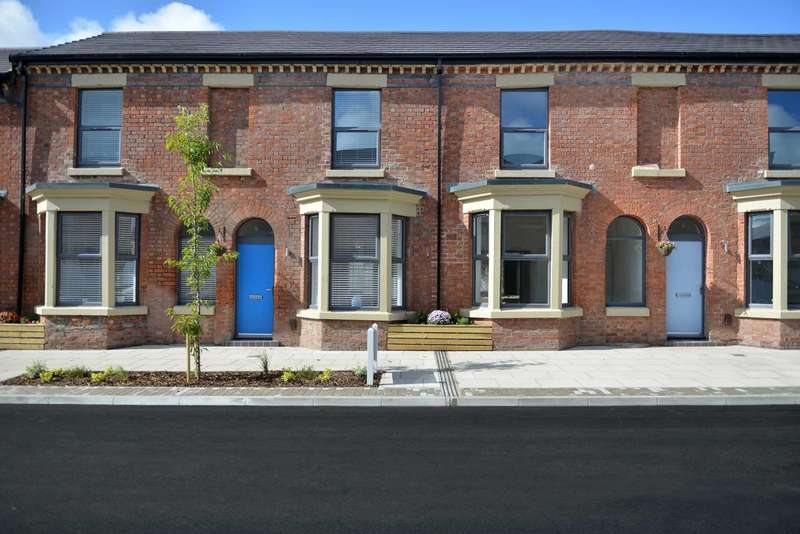 4 Bedrooms End Of Terrace House for rent in Voelas Street, Liverpool