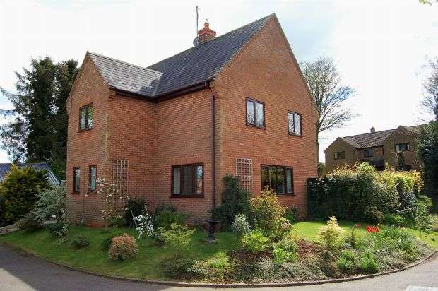 5 Bedrooms Detached House for sale in The Orchards, Ravensthorpe, Northampton NN6 8EF