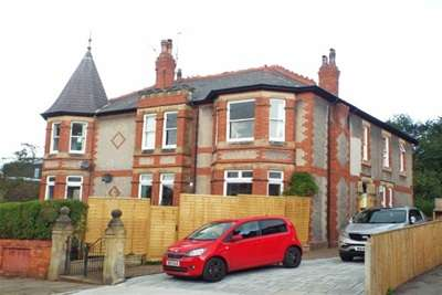 4 Bedrooms Flat for rent in Townfield Road, West Kirby