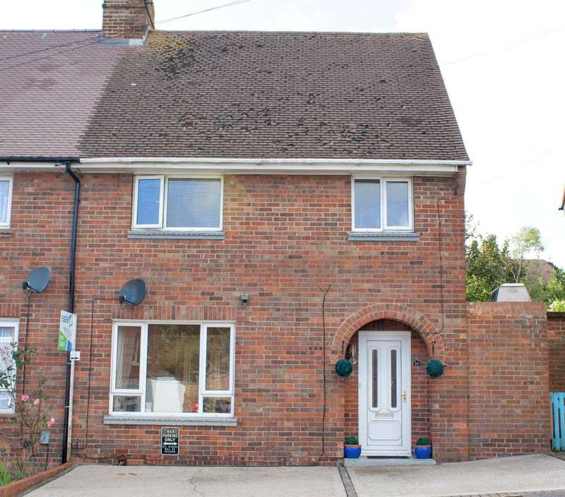 3 Bedrooms Semi Detached House for sale in Bramber Avenue, Hove