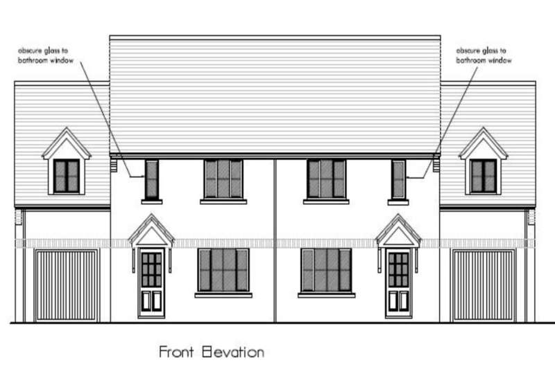 Land Commercial for sale in Cowleas Cottages, Awbridge, Romsey, SO51