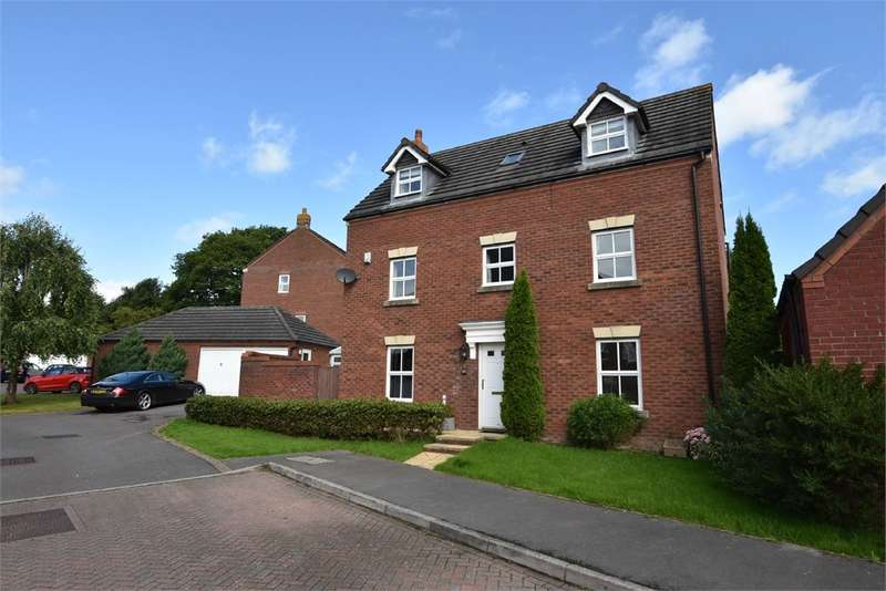 5 Bedrooms Detached House for sale in 37 Vowles Close, Wraxall, Bristol, North Somerset