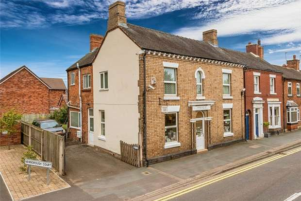 5 Bedrooms End Of Terrace House for sale in 16 Upper Bar, Newport, Shropshire