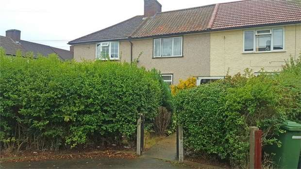 2 Bedrooms Terraced Bungalow for sale in Nuneaton Road, Dagenham, Essex
