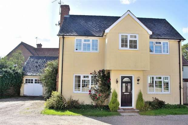 4 Bedrooms Detached House for sale in Great Easton, Dunmow, Essex