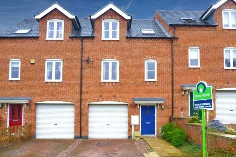 3 Bedrooms Property for sale in Field View, Woodville, Swadlincote, DE11