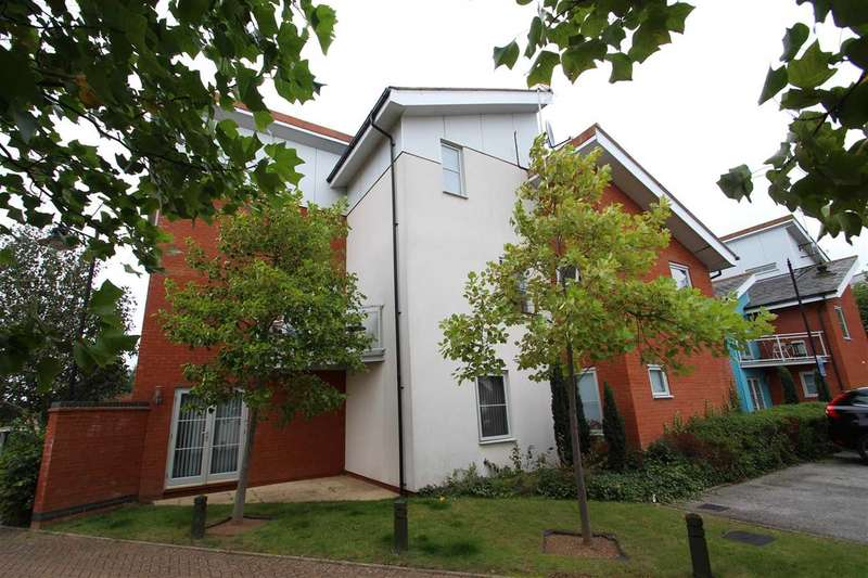 2 Bedrooms Apartment Flat for sale in Downham Boulevard, Ravenswood, Ipswich