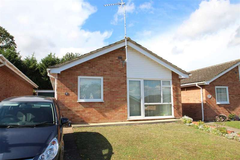 2 Bedrooms Bungalow for sale in Waltham Close, Ipswich