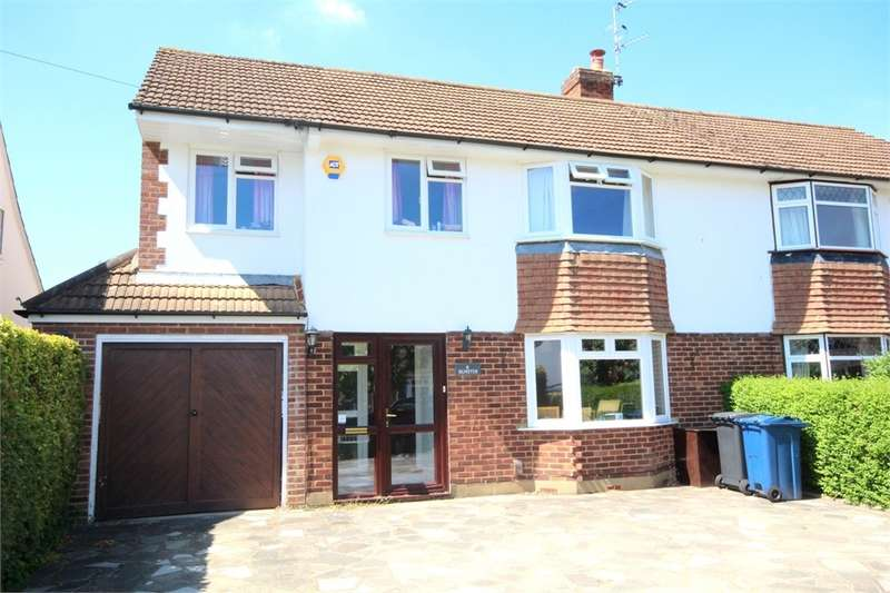 4 Bedrooms Semi Detached House for sale in Northdown Road, Chalfont St Peter, Buckinghamshire