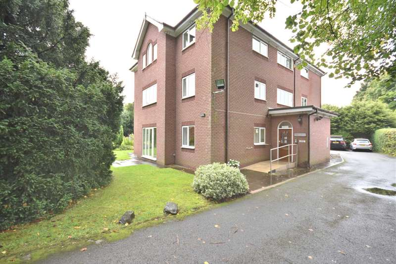 2 Bedrooms Apartment Flat for sale in Ground floor retirement apartment at PINE LODGE, 28 LONDON ROAD SOUTH, POYNTON