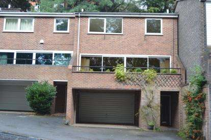3 Bedrooms Town House for sale in Tennis Drive, Nottingham, Nottinghamshire