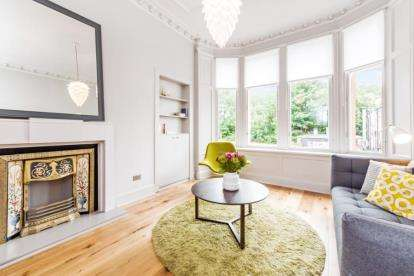 2 Bedrooms Flat for sale in Herschell Street, Anniesland