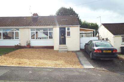 2 Bedrooms Bungalow for sale in Briar Drive, Buckley, Flintshire, CH7