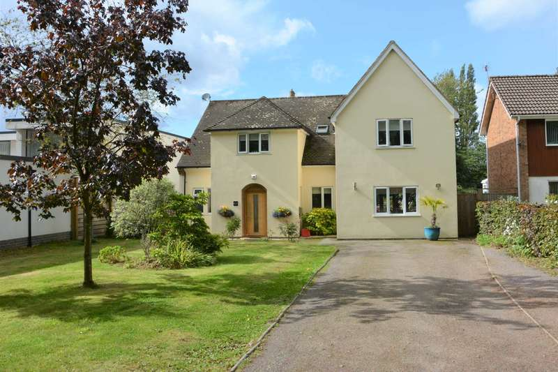 4 Bedrooms Detached House for sale in Lime Tree Avenue, Bilton