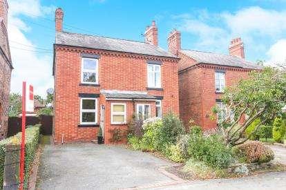3 Bedrooms Semi Detached House for sale in Weaverham Road, Sandiway, Northwich, Cheshire