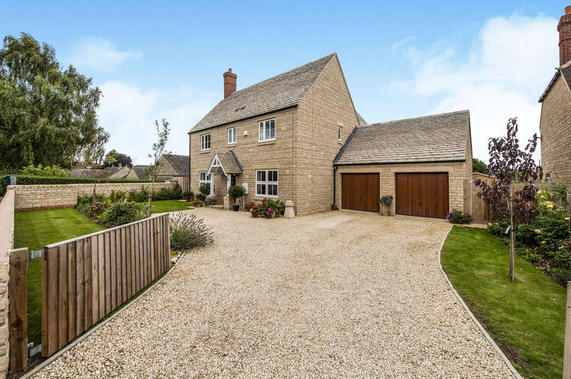 4 Bedrooms Detached House for sale in Top Road, Kempsford