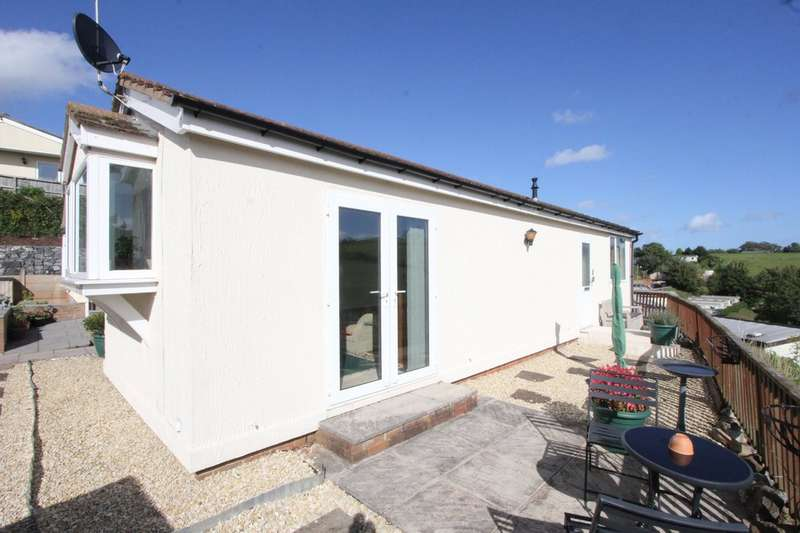 1 Bedroom Mobile Home for sale in Falcon Park, Totnes Road