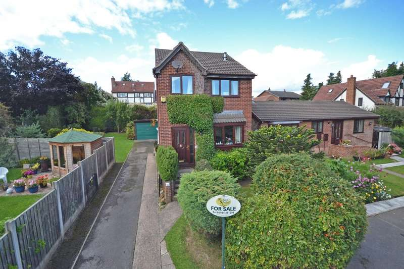 3 Bedrooms Detached House for sale in Hopewell Way, Crigglestone, Wakefield