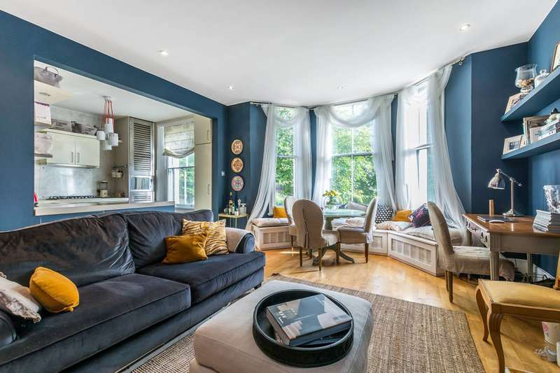 2 Bedrooms Flat for sale in Holland Road, Holland Park, W14