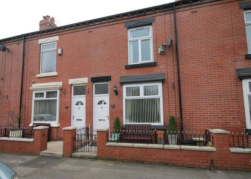 3 Bedrooms Terraced House for sale in Pennington Road, Bolton, , BL3 3BR