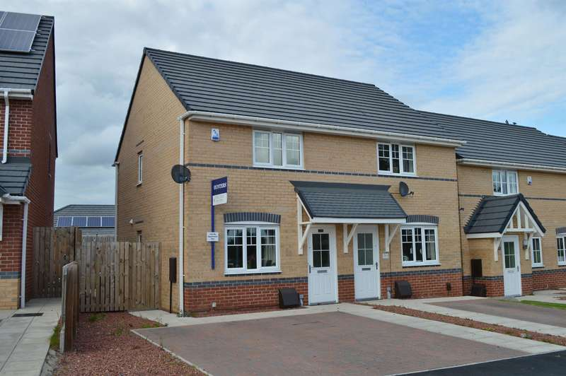 2 Bedrooms Semi Detached House for sale in Northallerton Road, Thornaby, Stockton-on-Tees, TS17 8ER