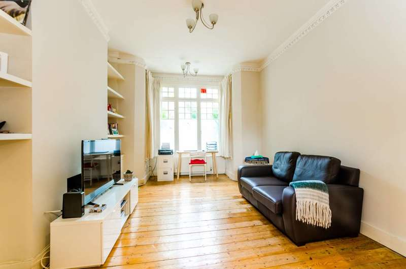 1 Bedroom Flat for sale in Nelson Road, Crouch End, N8