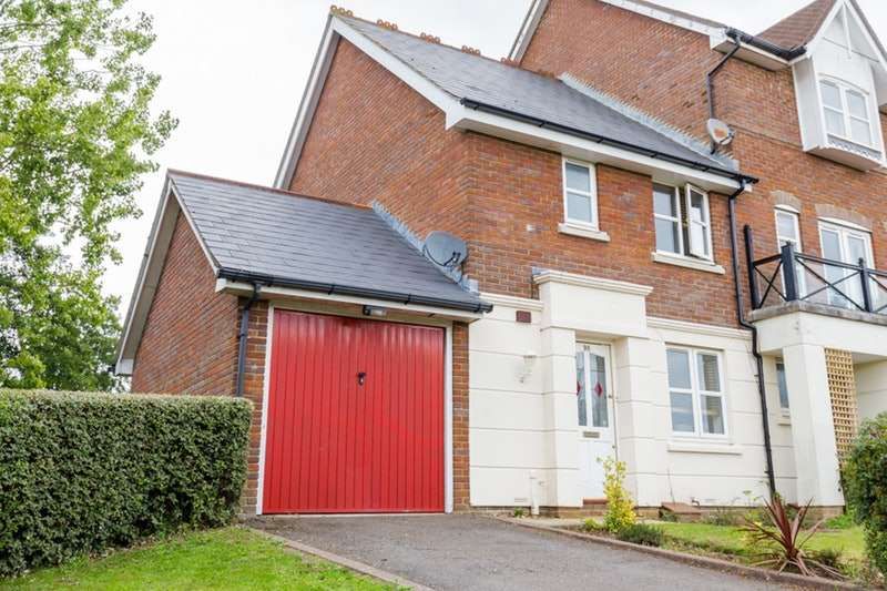 3 Bedrooms End Of Terrace House for sale in Mill Court, Ashford, Kent, TN24