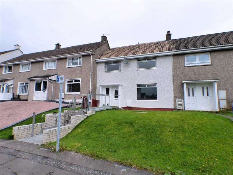 3 Bedrooms Terraced House for sale in Montreal Park, Westwood, EAST KILBRIDE