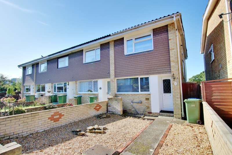 2 Bedrooms End Of Terrace House for sale in Ticonderoga Gardens, Woolston