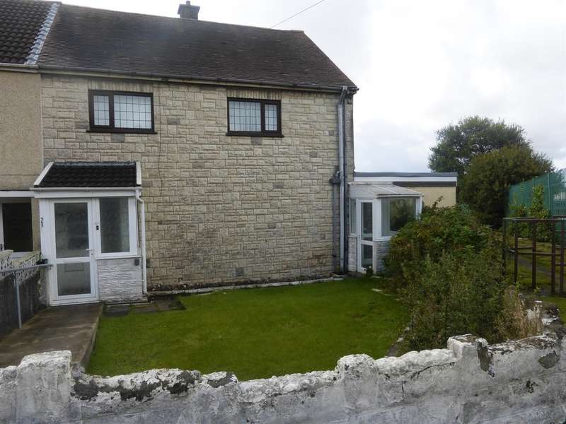 3 Bedrooms Semi Detached House for sale in Heol Gwyrosydd, Penlan, Swansea