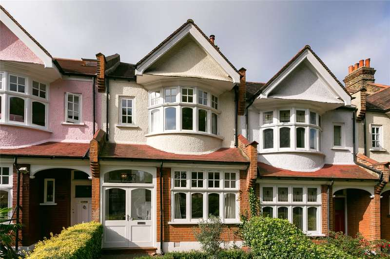 5 Bedrooms House for sale in Lordship Lane, London, SE22