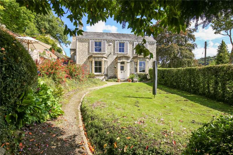 5 Bedrooms Detached House for sale in Slad Road, Stroud, Gloucestershire, GL5