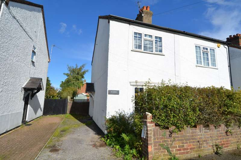 2 Bedrooms End Of Terrace House for sale in Georges Drive, Flackwell Heath, HP10