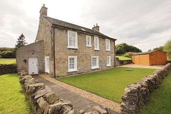 4 Bedrooms Detached House for sale in Lock Keepers Cottage, Castlecary FK4