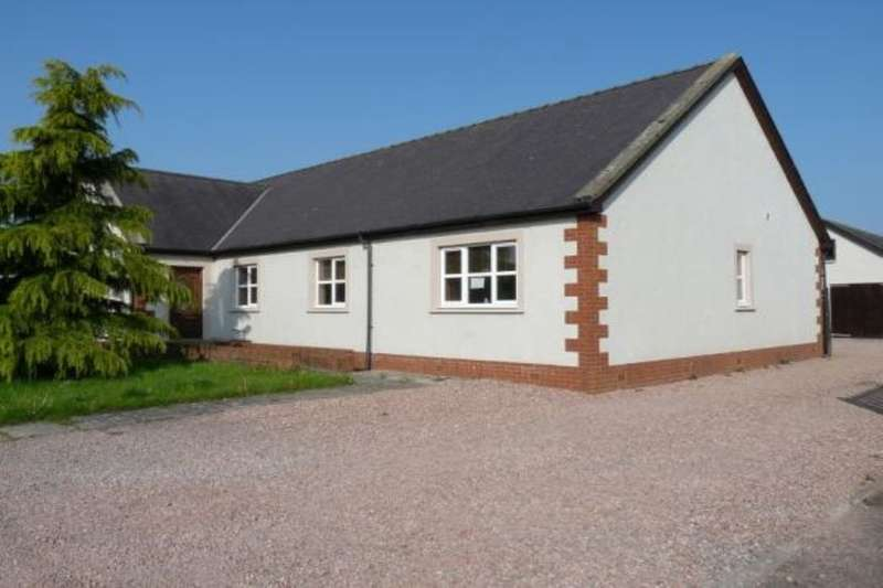 4 Bedrooms Detached House for sale in Hillview, Ruthwell, Dumfries, DG1