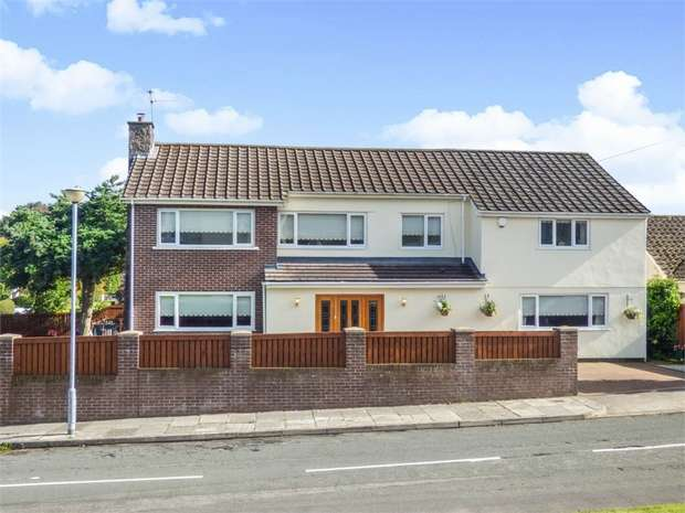 5 Bedrooms Detached House for sale in Cotswold Avenue, Lisvane, Cardiff, South Glamorgan