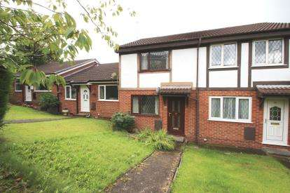 2 Bedrooms Terraced House for sale in Highbank, Roe Lee, Blackburn, Lancashire, BB1
